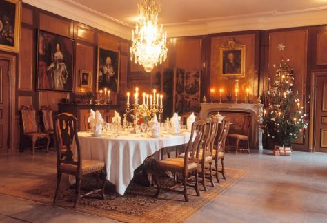 Jul på Löfstad slott 7-8 december